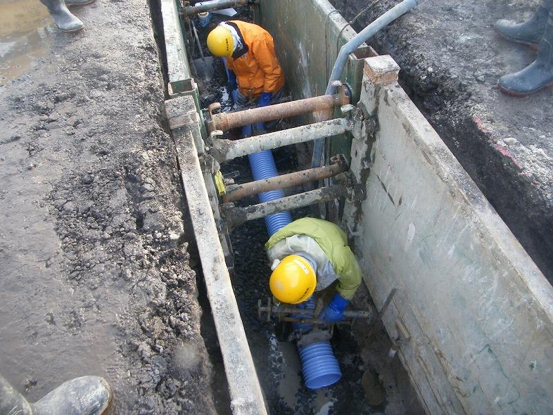 下水道工事1